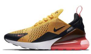 Nike Air Max 270 золотые (35-44)