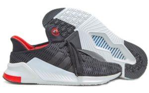 Adidas Climacool ADV черные с белым и красным 40-45