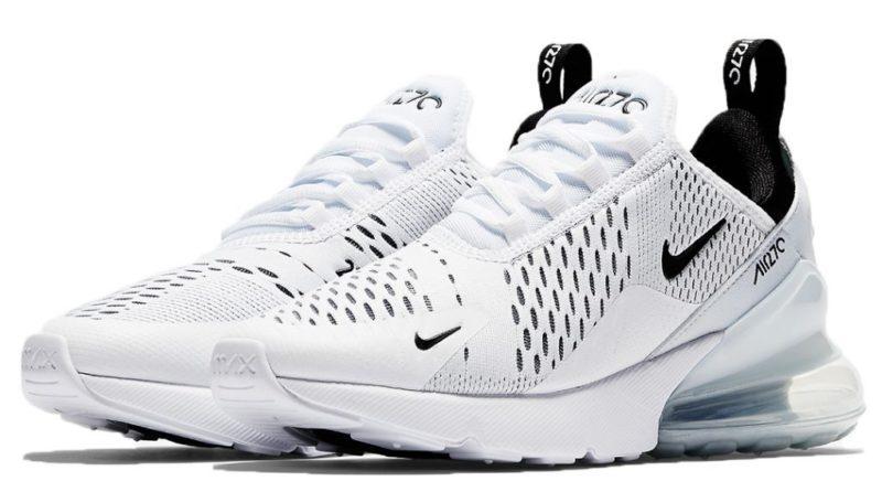 Nike Air Max 270 белые (40-44)