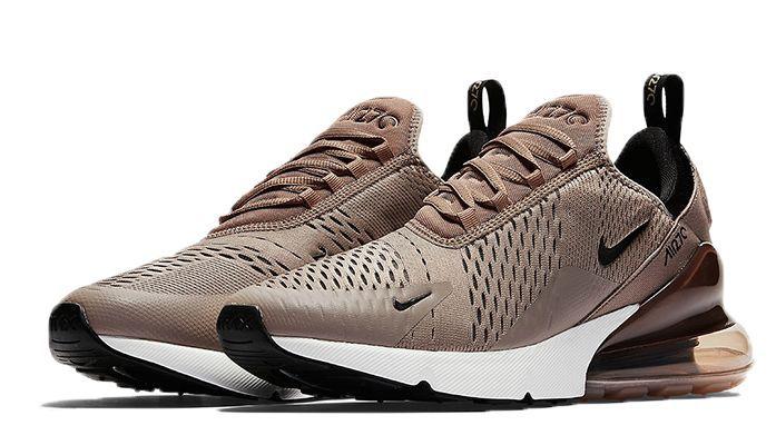 fd7301c4 Nike Air Max 270 коричневые (35-44) — купить в Москве. Дисконт ...