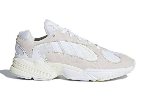 Аdidas Originals Yung-1 белые (35-39)