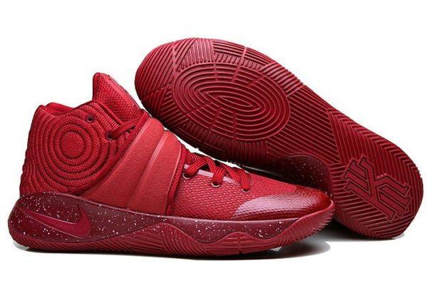 Nike Kyrie 2 red красные (40-45)