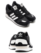Кроссовки Adidas zx 700 мужские black (40-44)