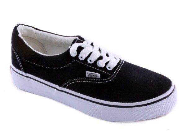 Кеды Vans (Ванс) black черные 36-45