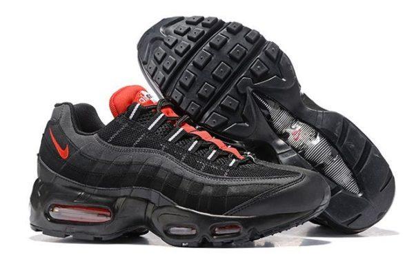 Nike Air Max 95 Essential Black/Red (35-40)