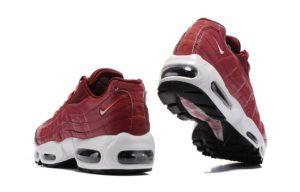 Nike Air Max 95 Essential красные (35-40)