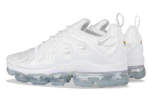 Nike Air VaporMax Plus White белые 40-44