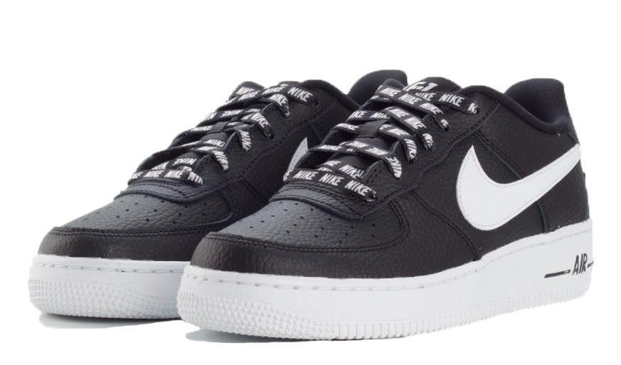 35a81c97 Nike Air Force 1 LV8 NBA черно-белые (40-45) — купить в Москве ...