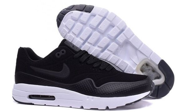 Nike Air Max 87 Ultra Черно-белые (40-44)