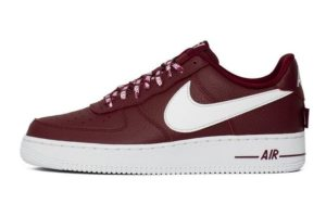Nike Air Force 1 LV8 NBA бордовые (40-45)
