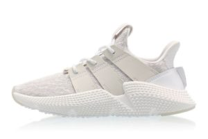 Adidas Prophere White Grey белые с серым (35-44)