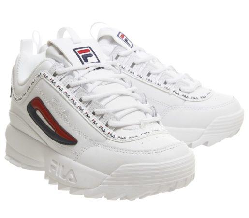 Кроссовки Fila 36 размера