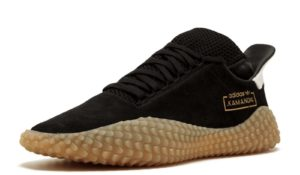 Adidas Kamanda c p 01 Neighborhood x black черные с коричневым (40-44)