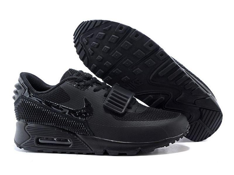 Nike Air Max 90 Yeezy черные (39-45)
