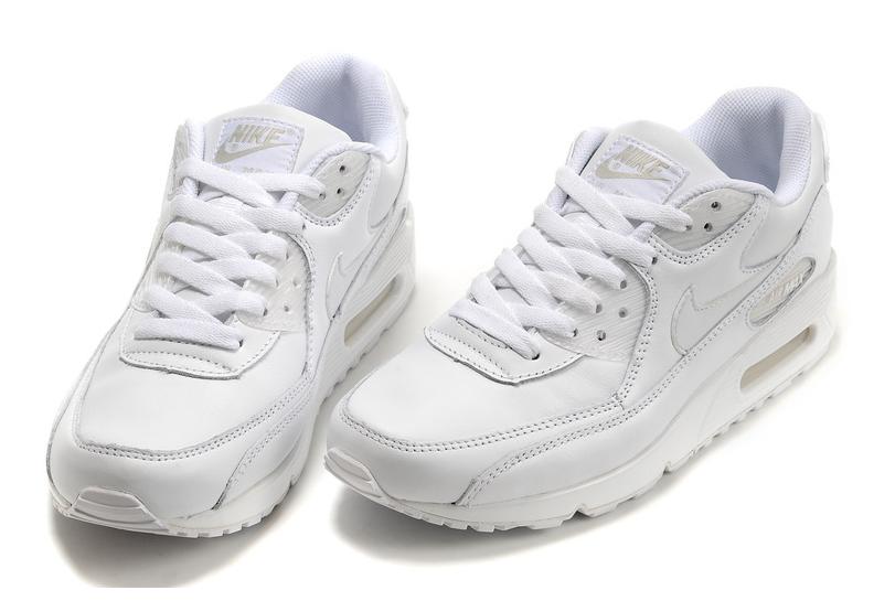 f334cc96 Nike Air Max 90 белые (35-46) — купить в Москве. Дисконт интернет ...