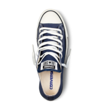 Converse All Star Chuck Taylor low blue / низкие синие (35-45). Конверс Ол Стар