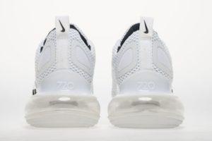 Nike Air Max 720 White белые (35-44)