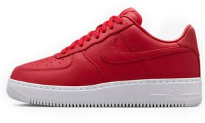 Nike Air Force 1 Lab Low красные (35-40)