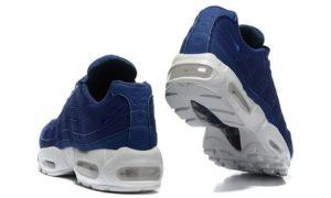 Nike Air Max 95 x Stussy сине-белые (40-45)