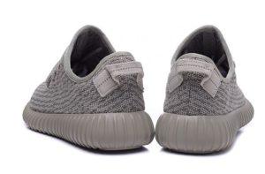 Adidas Yeezy Boost 350 grey серые (35-45)
