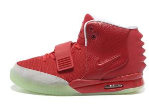 Nike Yeezy Kanye West красные (35-46)