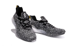 "Кроссовки Adidas AlphaBOUNCE ""Motion Capture"" Black/White (40-45)"