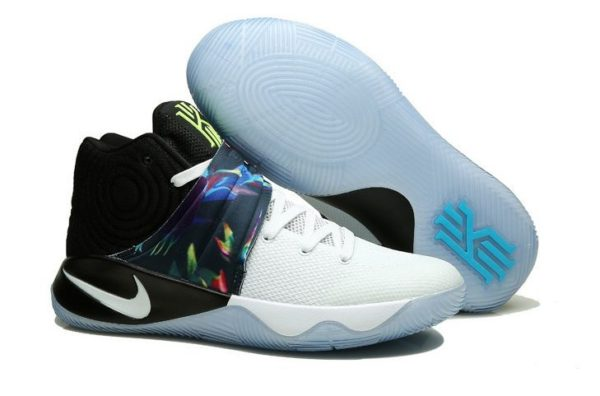 Nike Kyrie 2 White Black бело-черные (40-45)