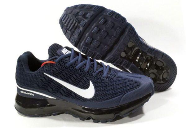 Nike Air Max 360 синие Blue (40-45)