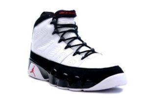 Nike Air Jordan 9 белые/черные (40-45)