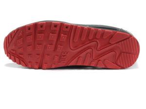 Nike Air Max 90 VT замшевые темно-серые (36-45)