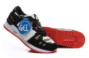 Asics Gel Lyte 3 чёрные камуфляж (39-45)