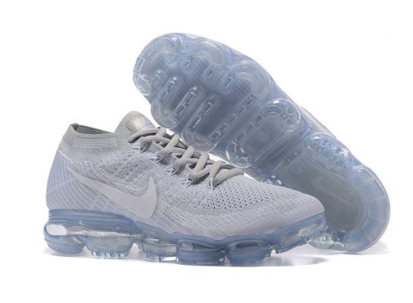 Nike Air VaporMax Flyknit white белые 35-44