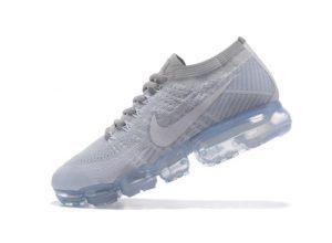 Nike Air VaporMax Flyknit white белые 35-44