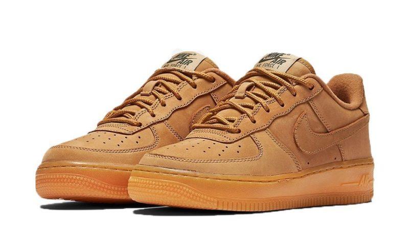Nike Air Force 1 Low пшеничные (35-44)