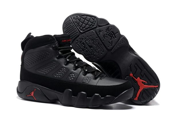 Nike Air Jordan 9 черные (40-45)