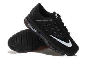 Nike Air Max 2016 черные (40-44)