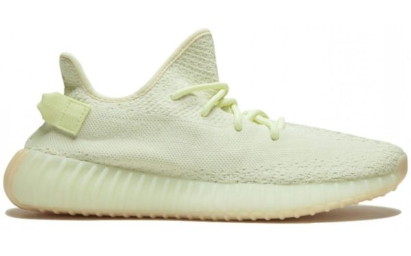 Adidas Yeezy Boost 350 V2 светло-зеленые (35-44)