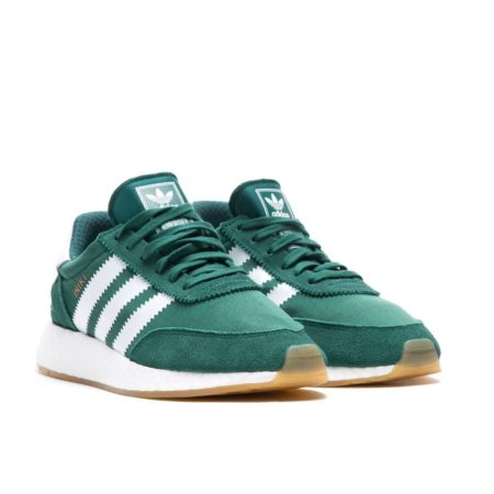 Кроссовки Adidas Iniki Runner зеленые 40-44