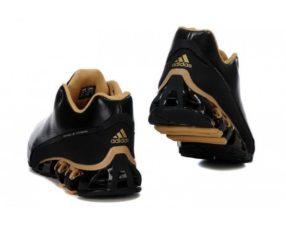 Adidas Porsche Design P'5000 leather черные с золотым (39-45)