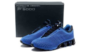 Adidas Porsche Design Sport P'5000 синие с черным (39-44)