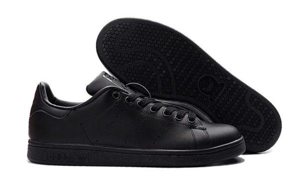 Adidas Stan Smith черные (35-44)