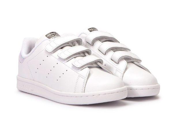 Кроссовки на липучках для девочек