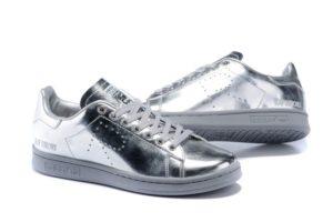 Adidas Stan Smith серебряные (36-39)
