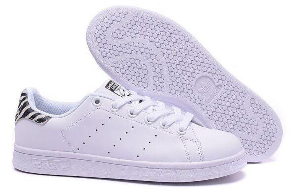 Adidas Stan Smith белые-зебра (35-44)