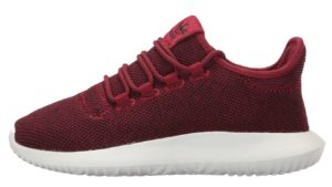 Adidas Tubular Shadow Knit бордовые (40-44)