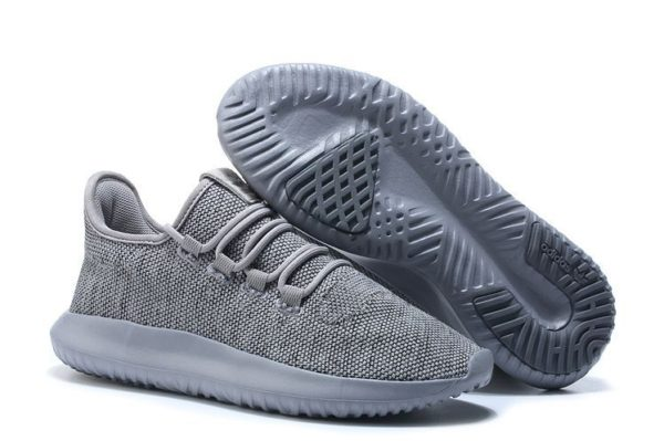 Adidas Tubular Shadow Knit серые (39-44)