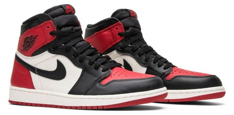 online retailer b6347 d8c20 Nike Air Jordan 1 красно-черные (40-44)