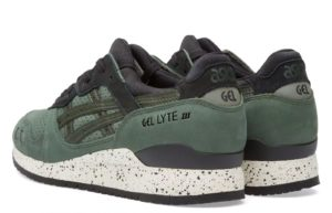 "Asics Gel Lyte 3 ""After Hours"" зеленые (35-45)"