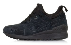 Asics Gel Lyte MT черные (40-45)