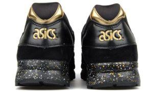 Atmos x Asics Gel Lyte 5 черные с золотым (39-44)